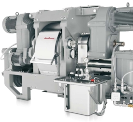 Alexanderwerk roller compactor type PP250