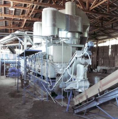 Tema Process Biomass Dryer