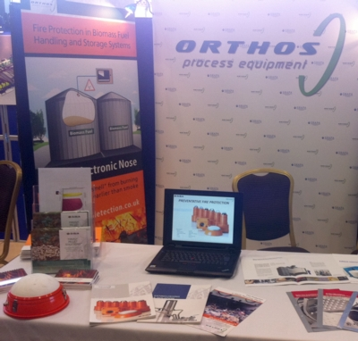Orthos at MHEA bulk handling conference 2011