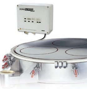 Allgaier Ultrasonic Controller