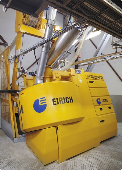Eirich Mixer for Concrete